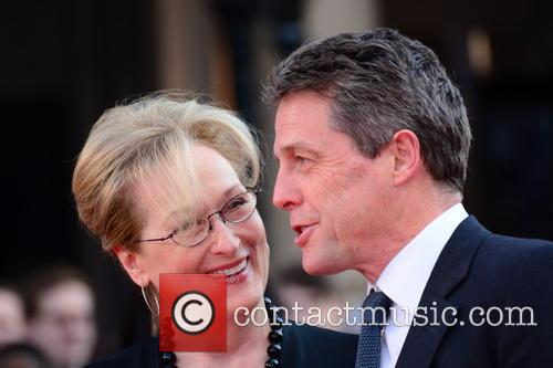 Meryl Streep and Hugh Grant 10