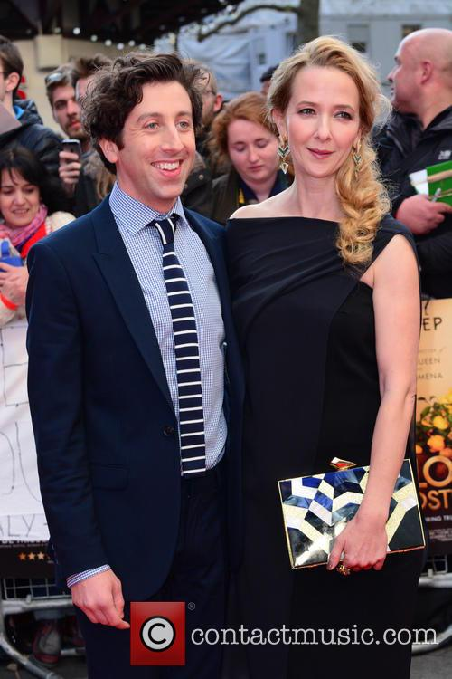 Simon Helberg and Partner 2