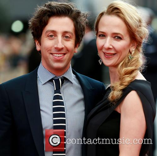 Simon Helberg and Jocelyn Towne 8