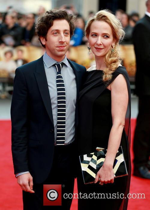 Simon Helberg and Jocelyn Towne 9
