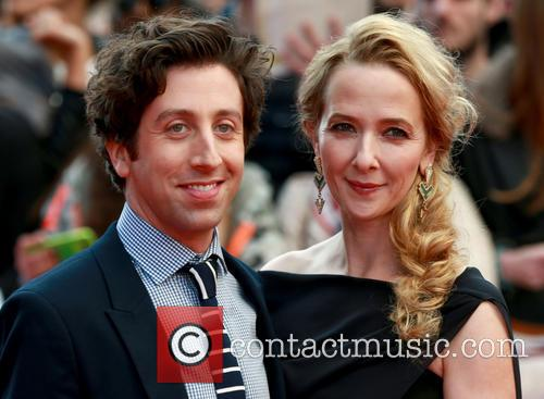Simon Helberg and Jocelyn Towne 11