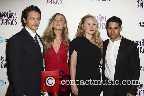 James Franco, Amber Heard, Pamela Romanowsky and Wilmer Valderrama 3