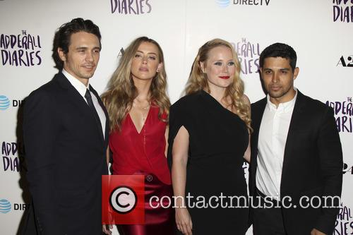 James Franco, Amber Heard, Pamela Romanowsky and Wilmer Valderrama 4