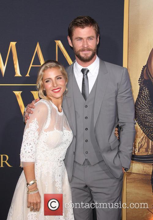 Elsa Pataky and Chris Hemsworth 10