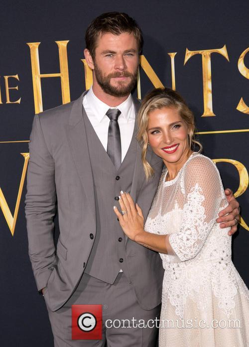 Chris Hemsworth and Elsa Pataky 10