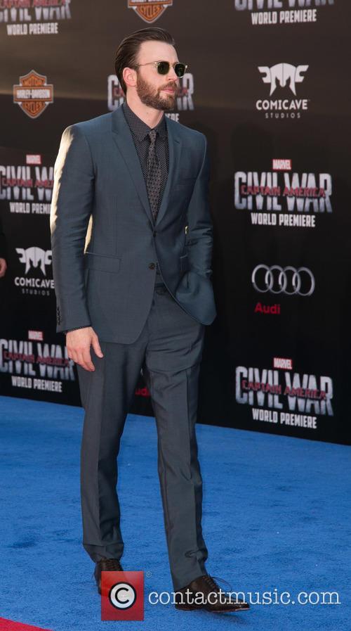 Chris Evans 11