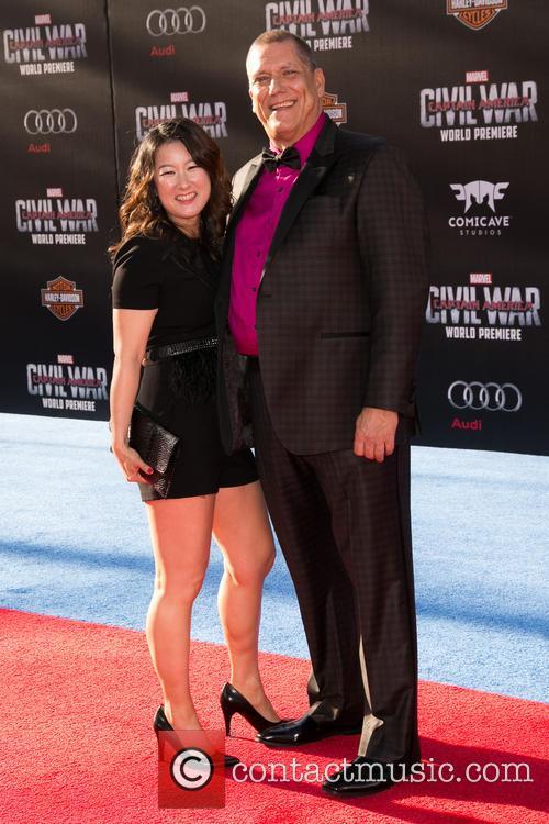 Christine Yoo and Bob Layton 1