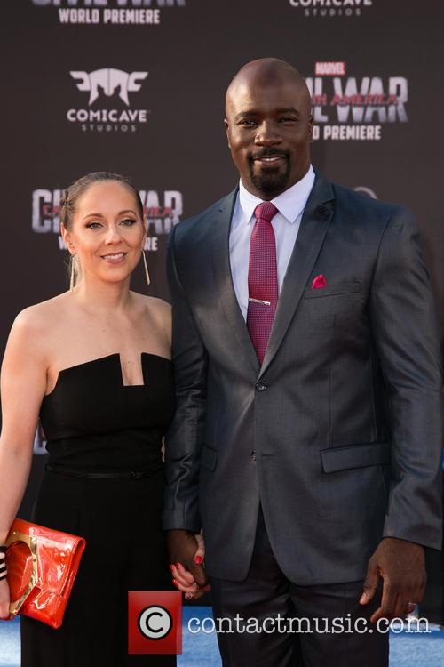 Guest and Mike Colter 3