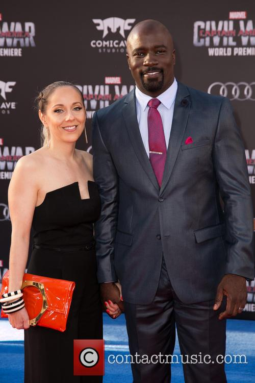 Guest and Mike Colter 4