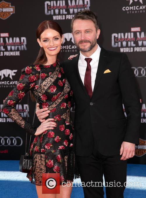 Lydia Hearst and Chris Hardwick 3