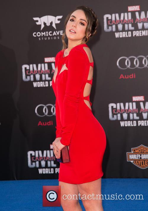 Chloe Bennet 2