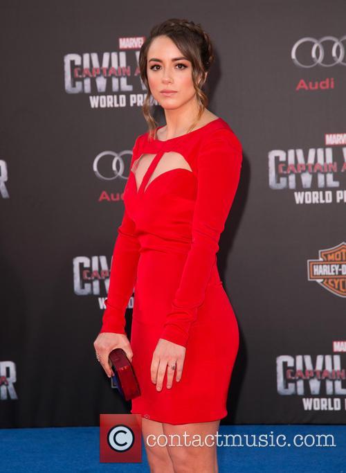 Chloe Bennet 6