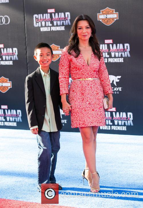 Cooper Dominic Zee and Ming-na Wen 1