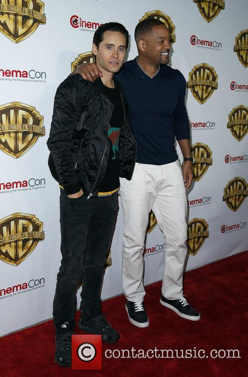 Jared Leto and Will Smith 2