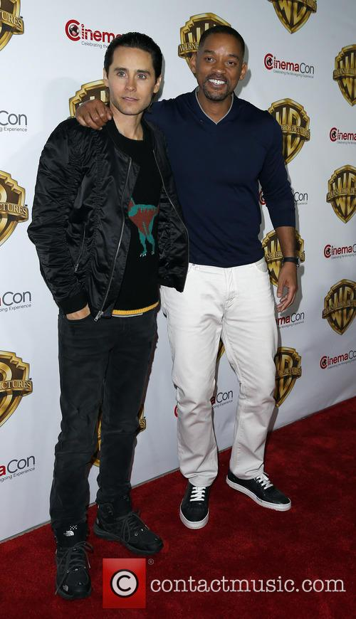Jared Leto and Will Smith 3