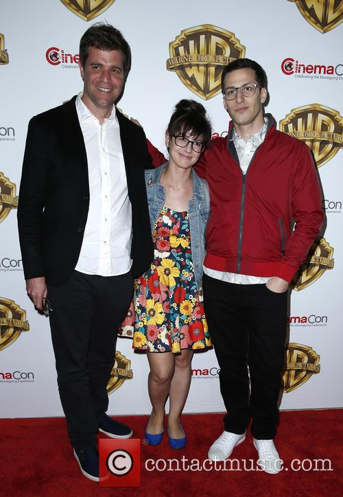 Nicholas Stoller, Katie Crown and Andy Sandberg 1