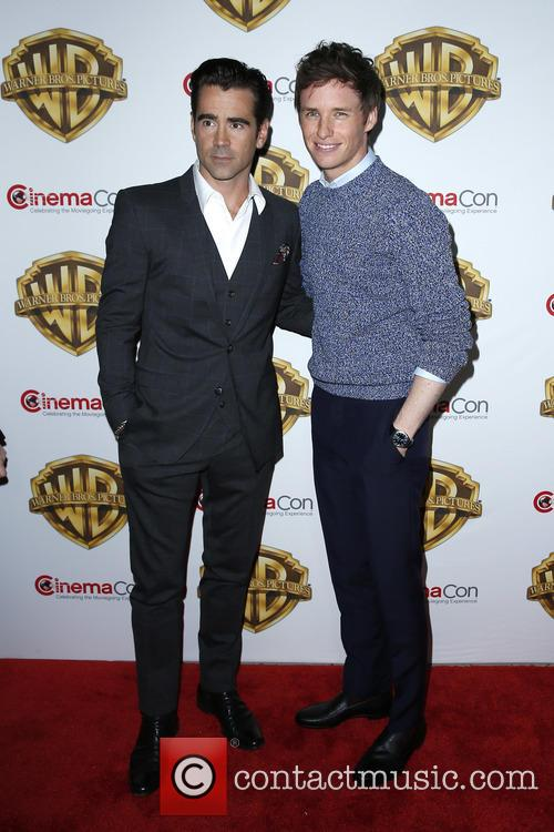 Colin Farrell and Eddie Redmayne 10