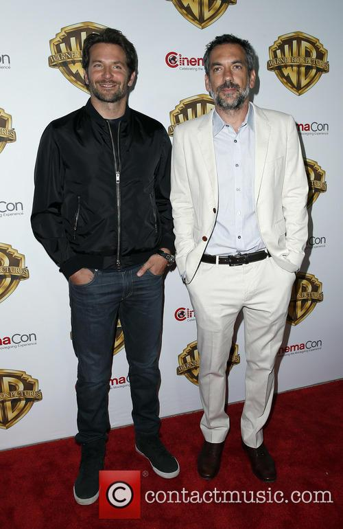 Bradley Cooper and Todd Phillips 2