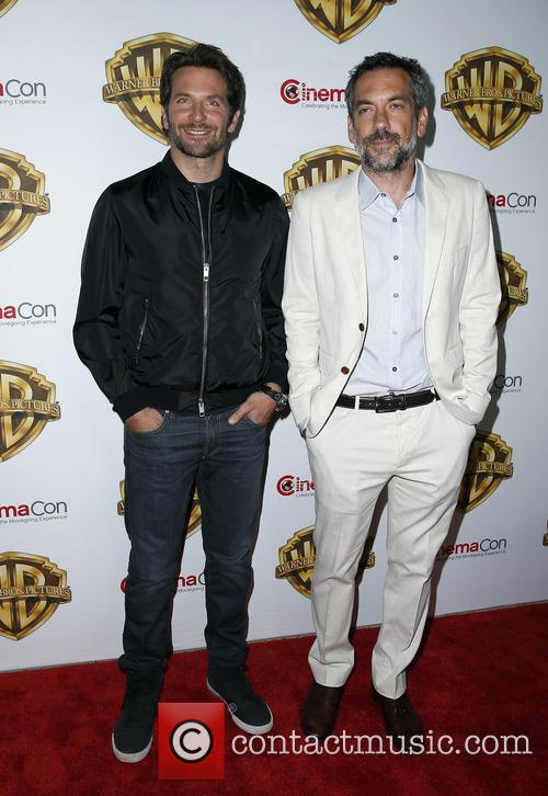 Bradley Cooper and Todd Phillips 3