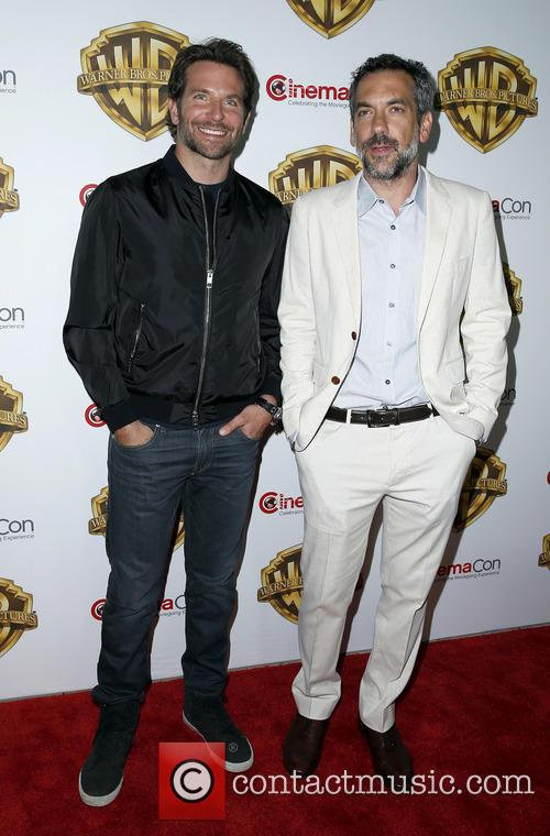 Bradley Cooper and Todd Phillips 5