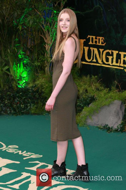 The Jungle Book European Premiere