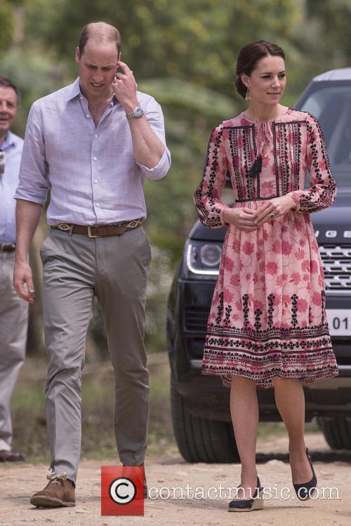 Duke Of Cambridge and Duchess Of Cambridge 2