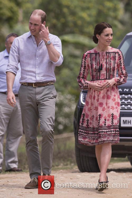 Duke Of Cambridge and Duchess Of Cambridge 3