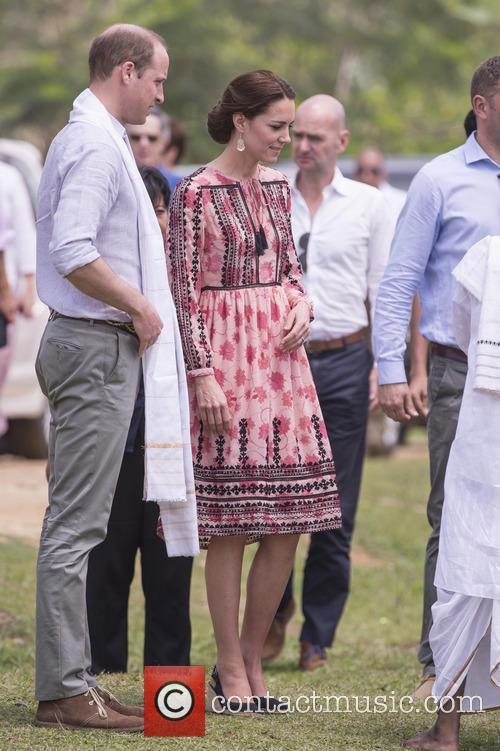 Duke Of Cambridge and Duchess Of Cambridge 4