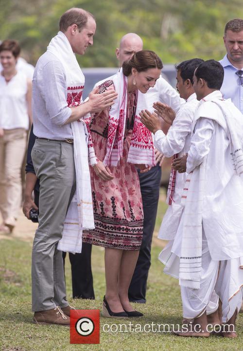 Duke Of Cambridge and Duchess Of Cambridge 5