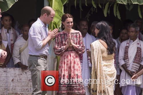 Duke Of Cambridge and Duchess Of Cambridge 11
