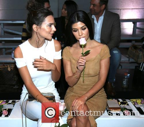 Emily Ratajkowski and Kourtney Kardashian 7
