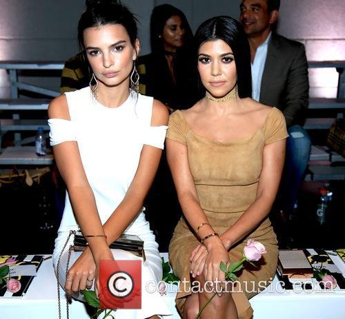 Emily Ratajkowski and Kourtney Kardashian 8