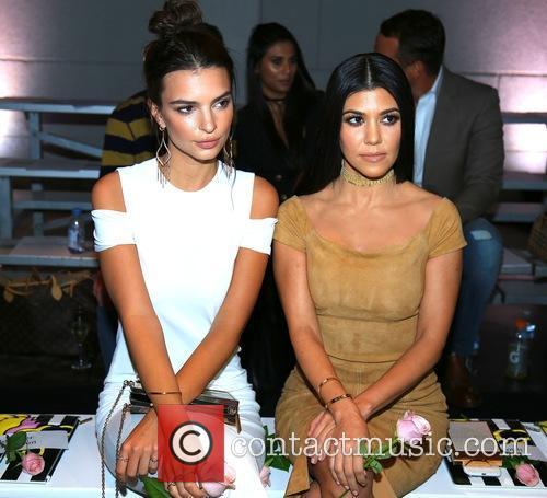 Emily Ratajkowski and Kourtney Kardashian 9