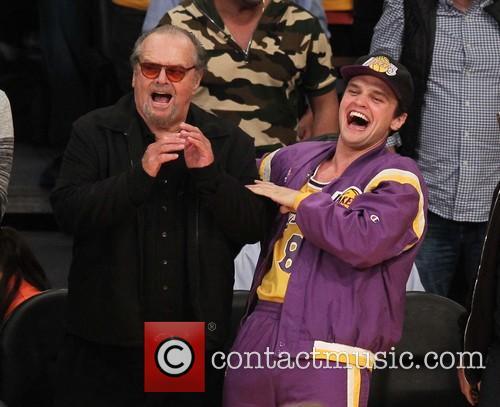 Jack Nicholson and Raymond Nicholson 9