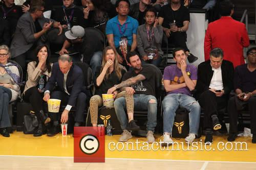 Adam Levine and Behati Prinsloo 5