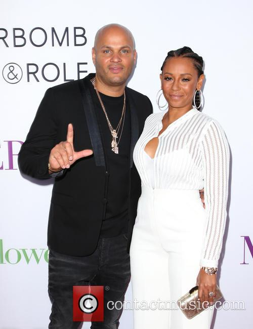 Stephen Belafonte and Melanie Brown 7
