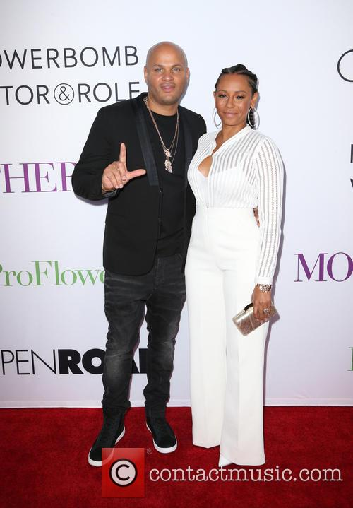 Stephen Belafonte and Melanie Brown 8