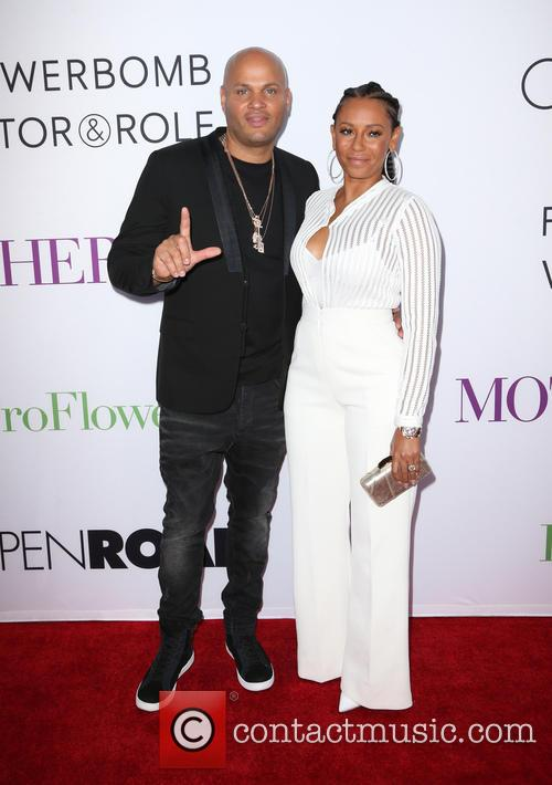 Stephen Belafonte and Melanie Brown 9