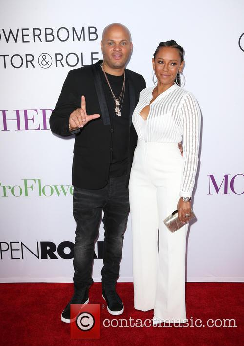 Stephen Belafonte and Melanie Brown 10