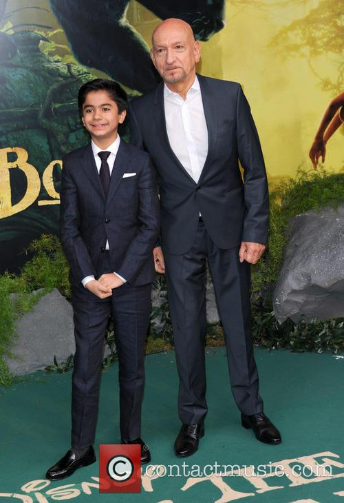 European premiere of 'The Jungle Book'
