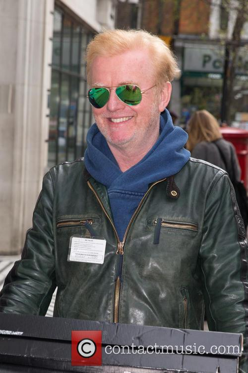 Chris Evans Calls Jeremy Clarkson's 'Top Gear' Sacking Bizarre