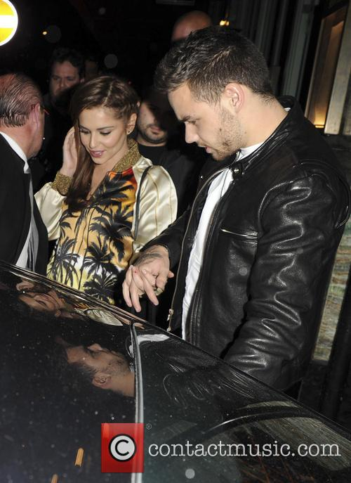 Cheryl Fernandez Versini And Liam Payne At Sexy...