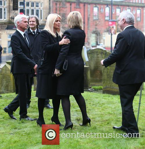Holly Willoughby, Phillip Schofield, Eamonn Holmes and Ruth Langsford 6