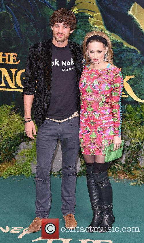 Max Rogers and Kimberly Wyatt 1