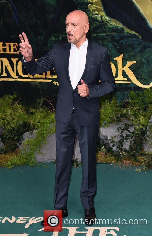 Sir Ben Kingsley 1