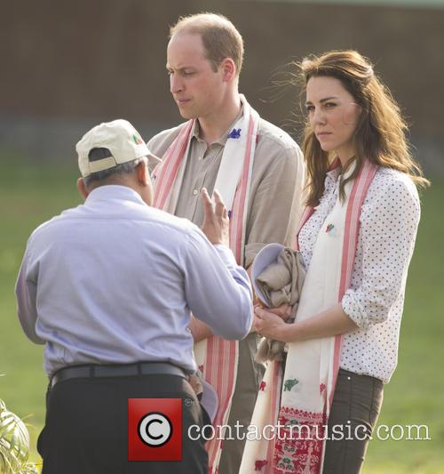 Duke Of Cambridge and Duchess Of Cambridge 3