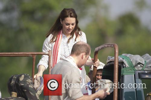 Duke Of Cambridge and Duchess Of Cambridge 6