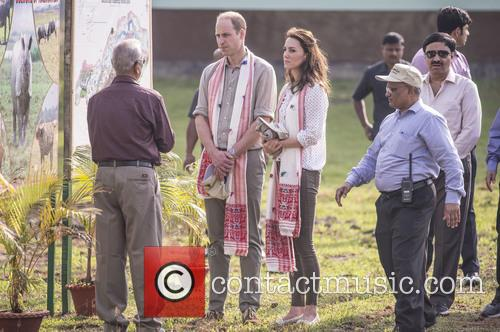 Duchess Of Cambridge and Duke Of Cambridge 9