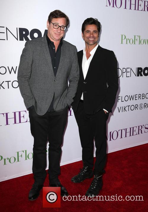 Bob Saget and John Stamos 8