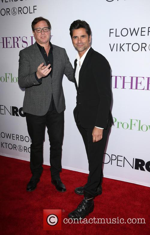Bob Saget and John Stamos 11
